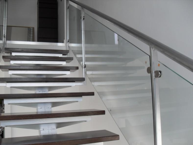 Barandillas - Barandillas cristal para escaleras ...